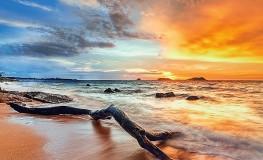 Burning Sea