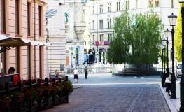 Fotograf în Europa - Ljbuljana