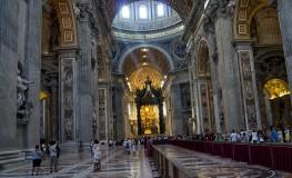 Fotograf in Europa Vatican 20 263x160 Anul ce a trecut