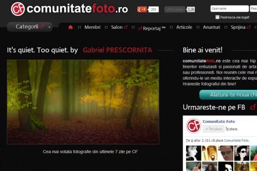 www.comunitatefoto.ro